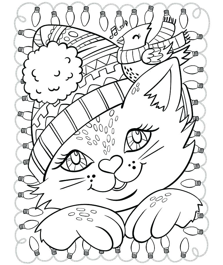 768x912 Winter Colouring Pages Holiday Coloring Pages Printable Winter