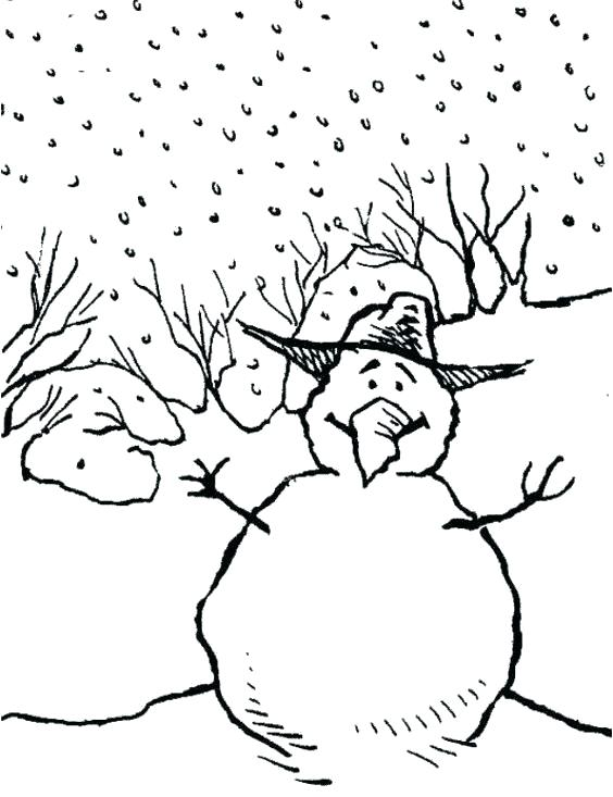 564x733 Coloring Pages For Winter Free Winter Coloring Pages And Coloring