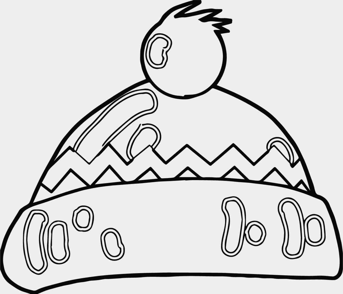 1436x1230 Winter Hat Coloring Page Best Of Glum Me And Auto Market Beauteous