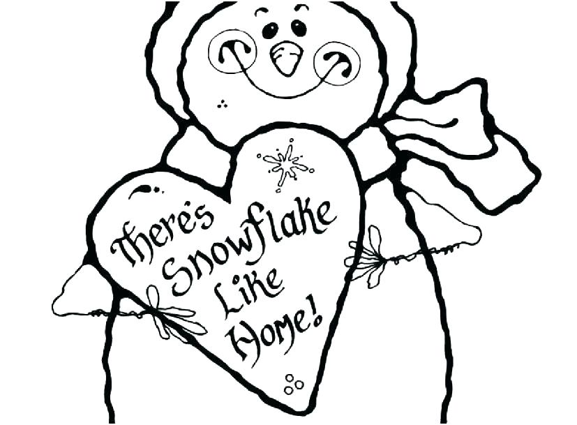 827x609 Free Winter Coloring Pages Winter Coloring Pages For Kids Print