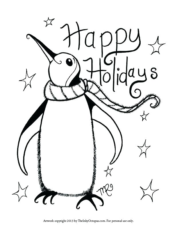 618x800 Holiday Coloring Page Holiday Coloring Page Free Holiday Coloring