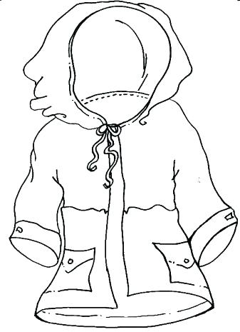 337x465 Scarf Coloring Page Scarf Coloring Page Coloring Pages Hat Scarf