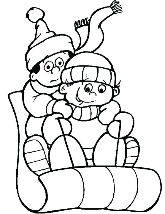 556x720 Winter Clothing Coloring Pages Drawn Coat Winter Jacket Winter