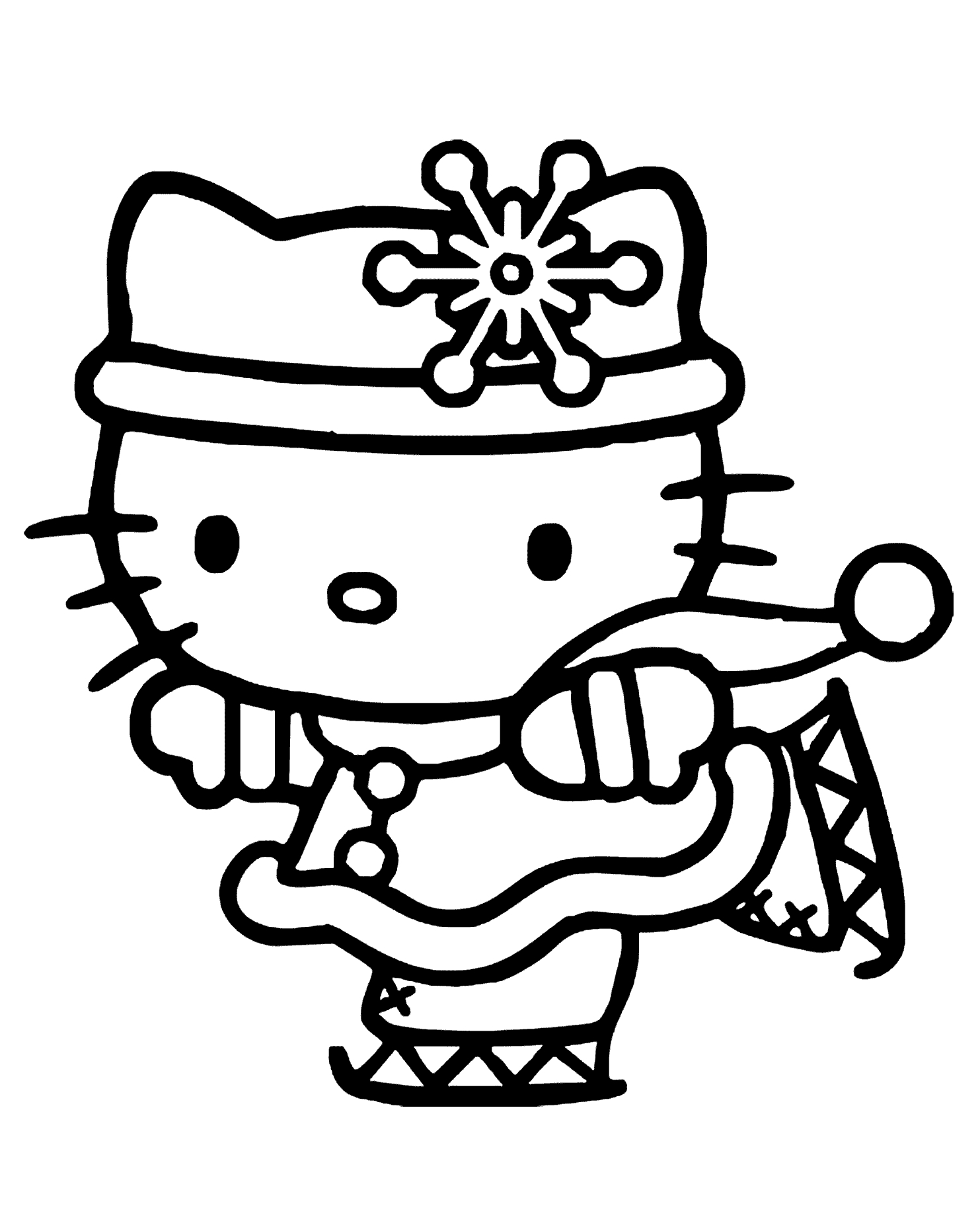 1483x1862 Fresh Free Winter Coloring Pages Adult Coloring Pages Winter