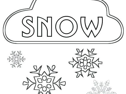 440x330 Snow Coloring Page Globe Coloring Pages Snow Globe Coloring