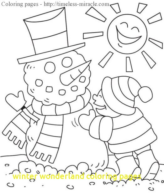 523x620 Winter Wonderland Coloring Pages With Winter Wonderland Coloring