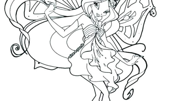585x329 Bloom Winx Coloring Pages Club Coloring Pages Club Coloring Pages