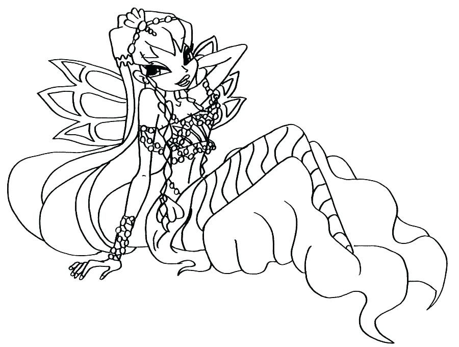 900x680 Winx Club Coloring Pages Online Coloring Pages Inspirational