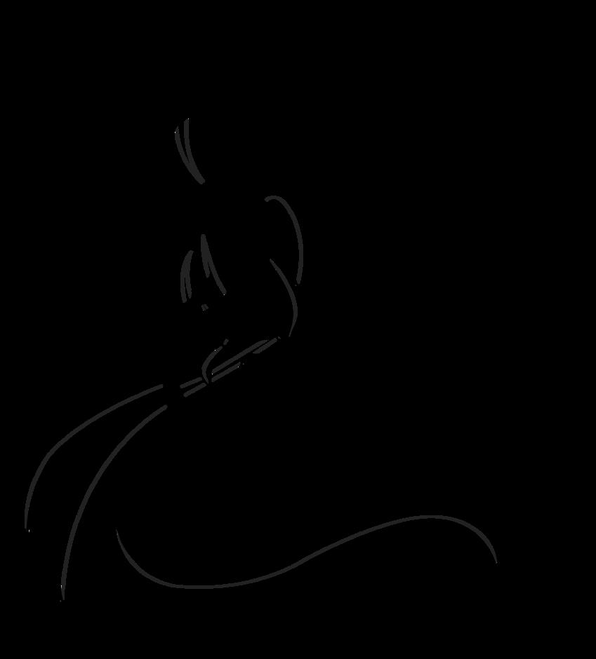 849x940 Musa Sirenix Coloring Page