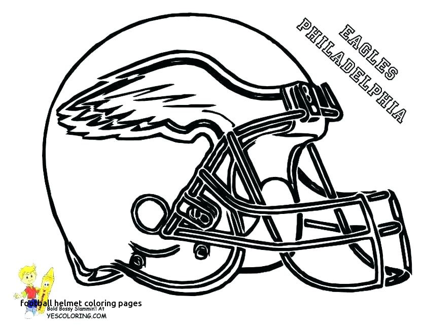 840x649 Wisconsin Badgers Football Helmet Coloring Page For Football