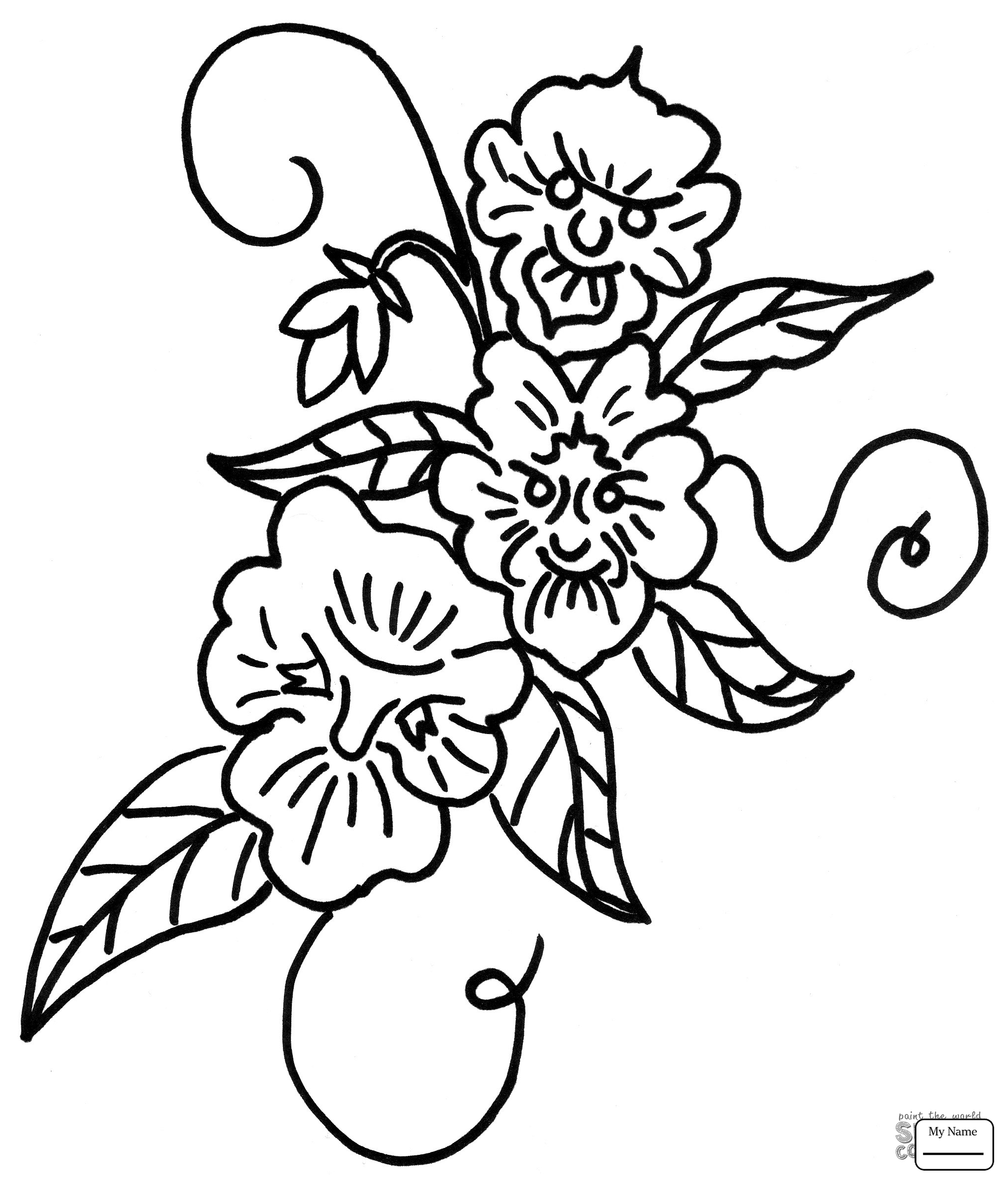 2038x2398 Wisconsin Coloring Pages