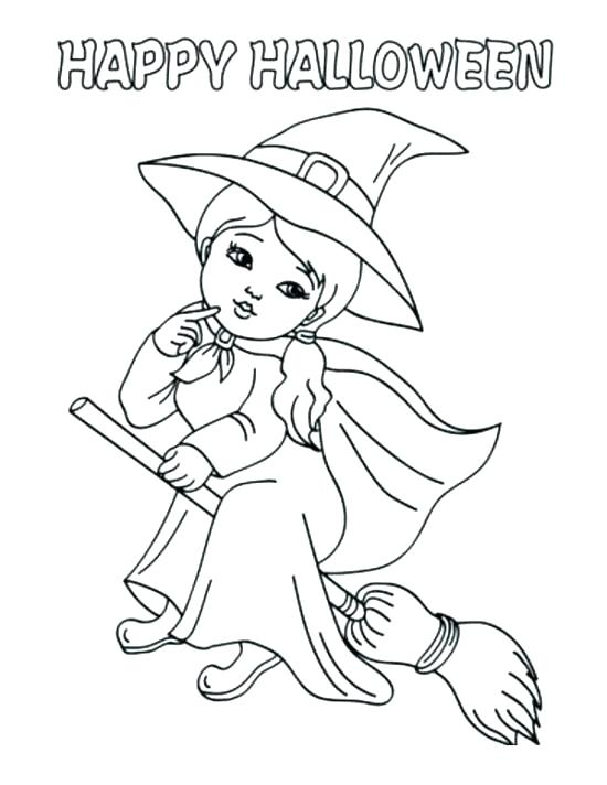 550x712 Witch Coloring Page Witch Coloring Sheet Witch Coloring Pages