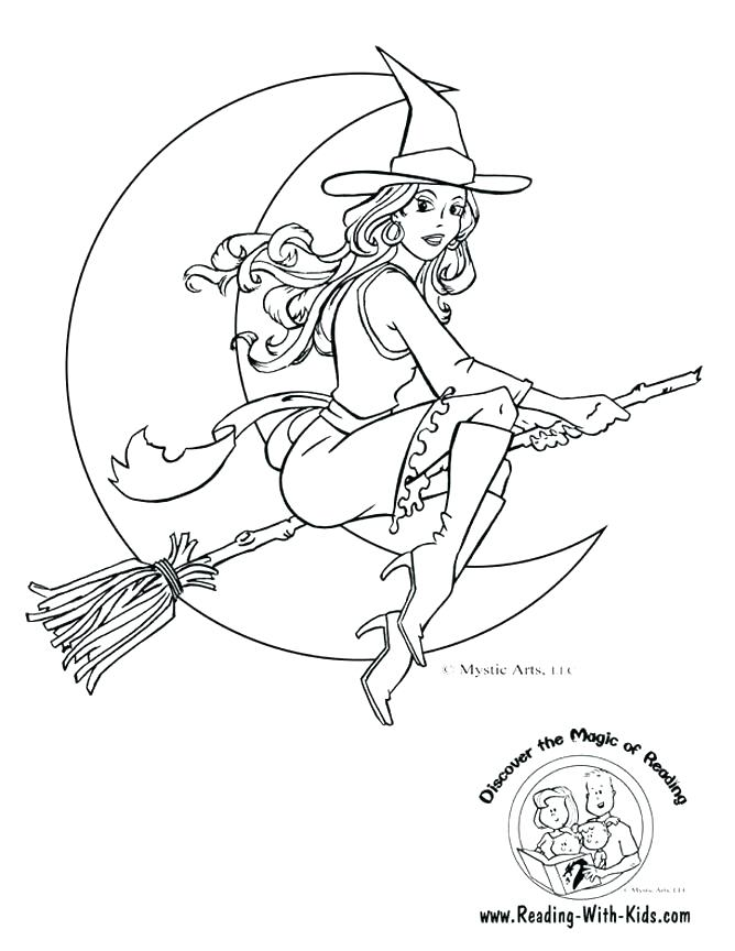 668x864 Wolfman Coloring Pages Coloring Pages Witch Coloring Page A Witch