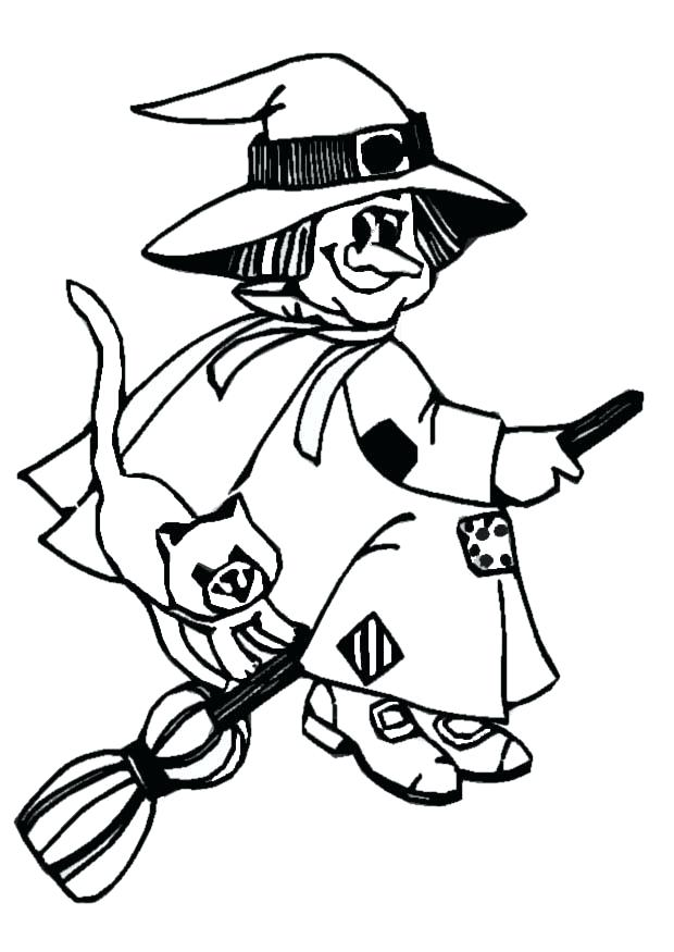 620x875 Witch Coloring Page Witch Colouring Pages Free Printable Witch