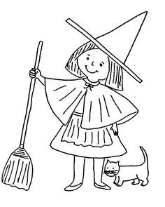 236x295 Halloween Coloring Page Crafts And Worksheets For Preschool