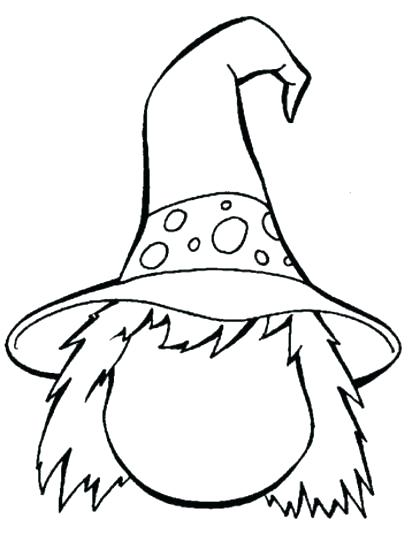 412x534 Witch Coloring Page Coloring Pages Of Witches Printable Witch