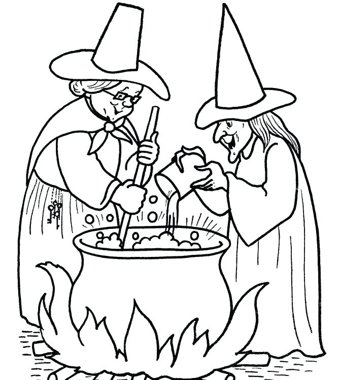 670x747 Halloween Coloring Pages Printables Coloring Pages To Print