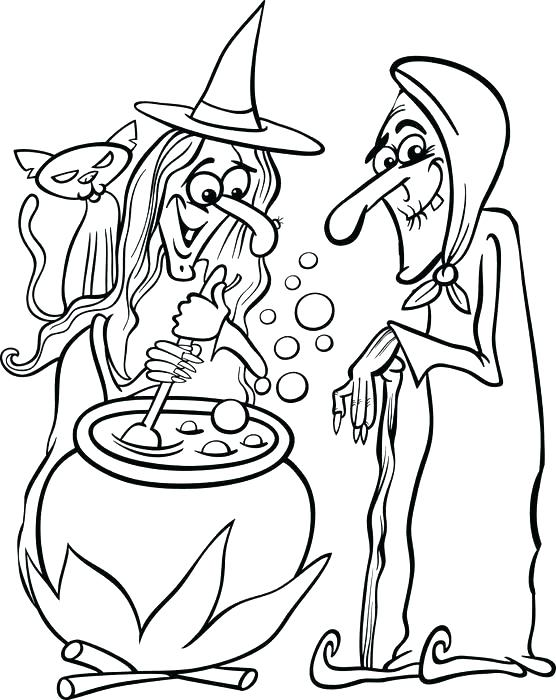 556x700 Witch Coloring Page Witch Coloring Page Coloring Pages Witches