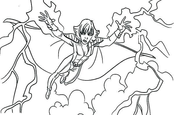 600x396 Storm Coloring Page Twisty Noodle Storm Coloring Page Storm Cloud