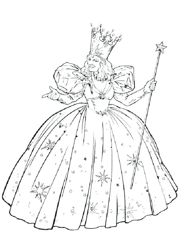 600x815 Wizard Coloring Pages Wizard Of Oz Coloring Pages Wizard Of Oz