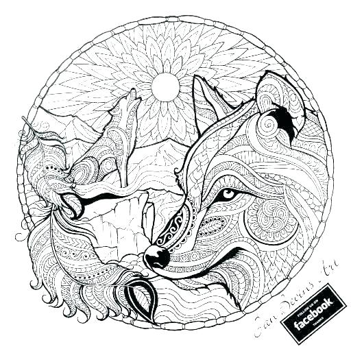 512x509 Anime Wolf Coloring Pages Wolf Coloring Pages For Adults Anime