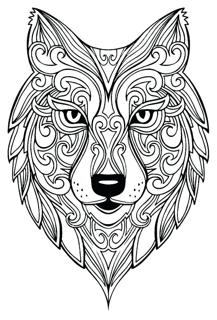 693x1024 Wolf Coloring Pages Plus Coloring Book Wolf Wolves Pages