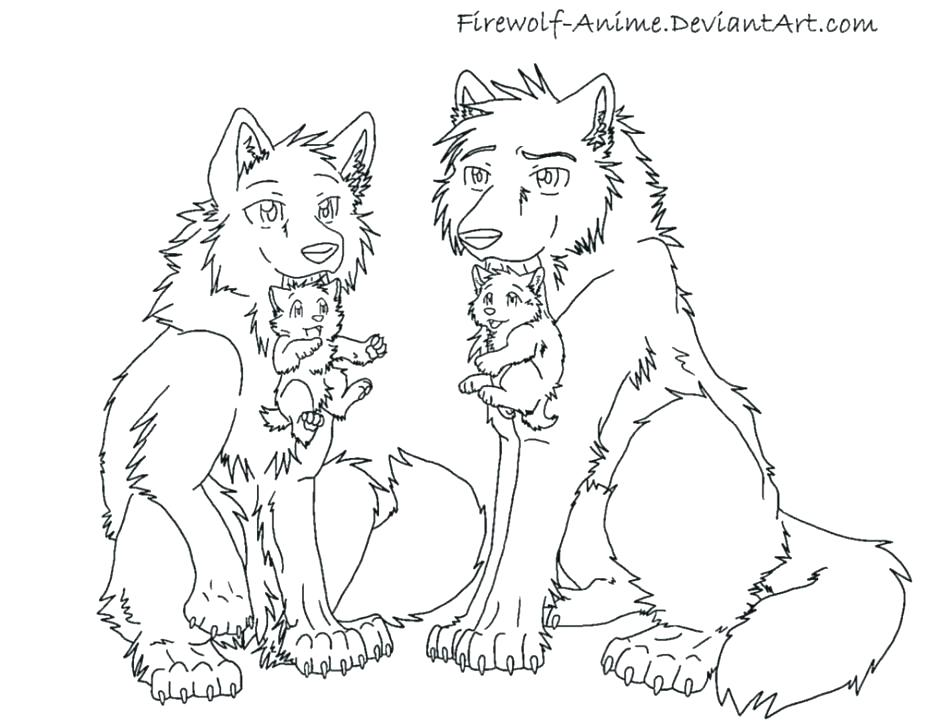 940x726 Wolf Coloring Pages Wolf Coloring Pages Narwhal Coloring Pages