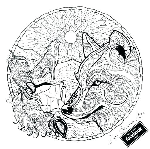 512x509 Wolf Coloring Page Wolf Coloring Pages Anime Wolf Girl Coloring