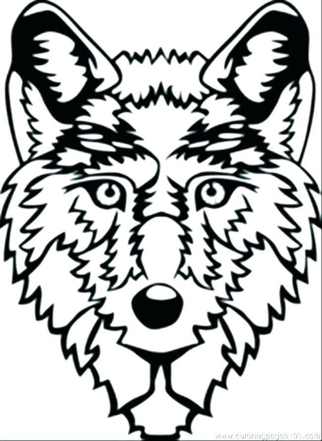 650x891 Wolves Coloring Pages Wolf Coloring Pages To Print Coloring Pages
