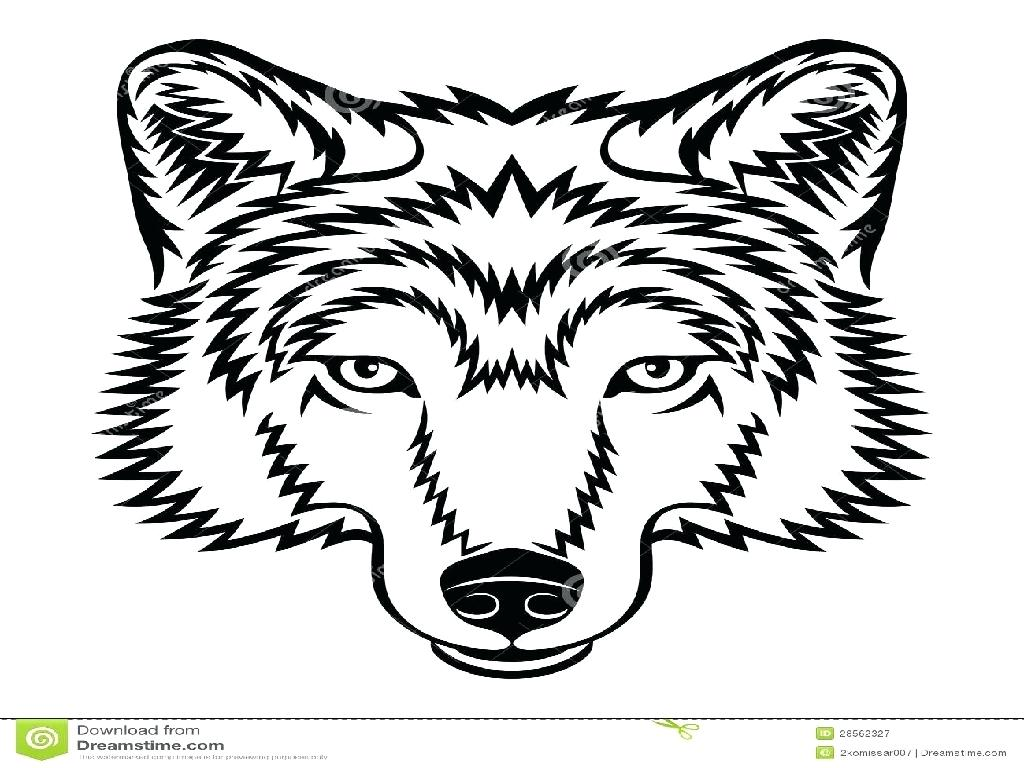 1024x768 Free Printable Wolf Coloring Pages For Adults Advanced Dragons