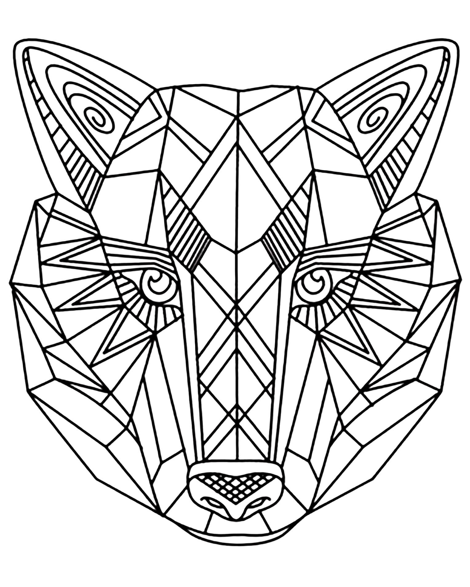 1528x1907 Wolf