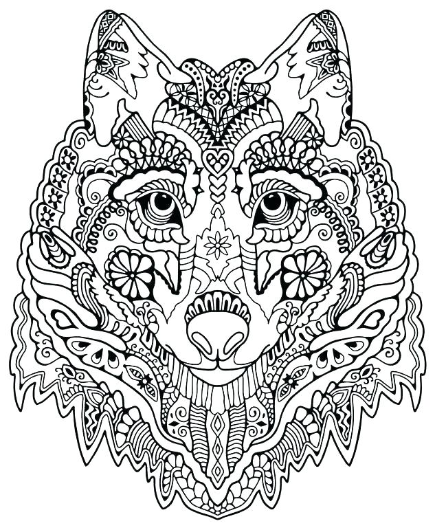 633x771 Wolf Pack Coloring Pages Arctic Wolf Coloring Pages Wolf Coloring