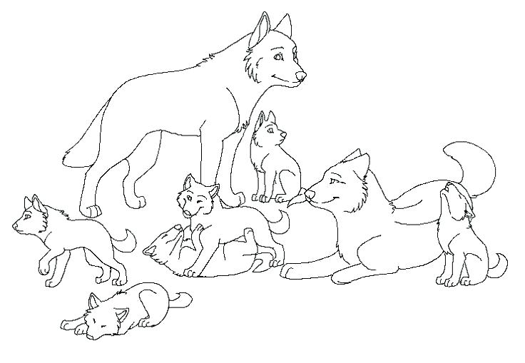 736x509 Wolf Pack Coloring Pages Wolf Pack Coloring Pages Wolf Coloring