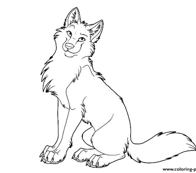 678x600 Coloring Pages Wolves Pag On Coloring Pages Wolf Pup