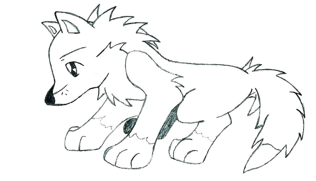 1024x589 Wolf Pup Coloring Pages Wolf Coloring Page Wolf Coloring Pages