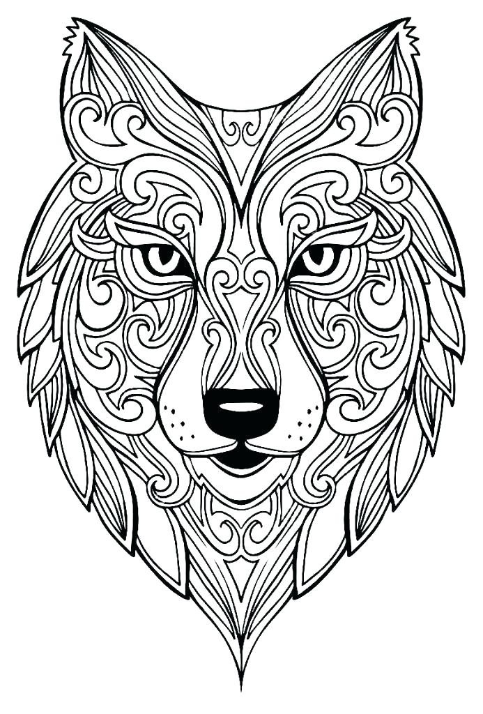 693x1024 Wolf Coloring Book Free Wolf Coloring Pages Free Wolf Coloring