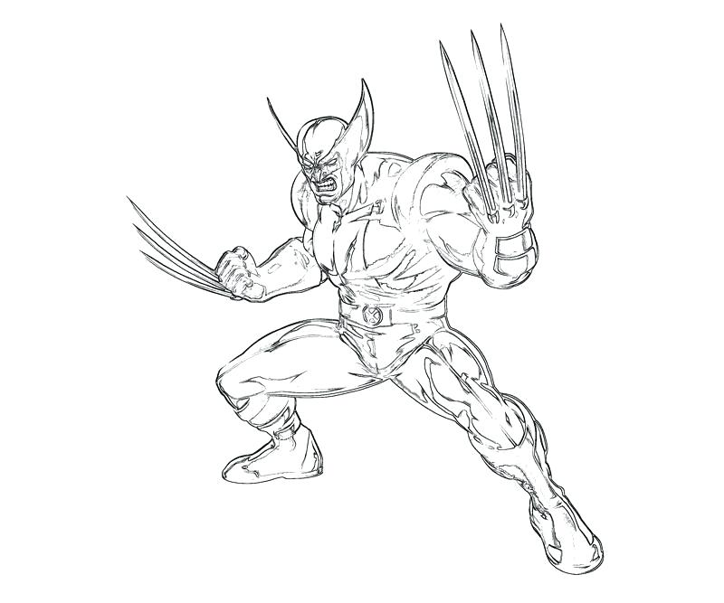 the best free wolverine coloring page images download from 224 free coloring pages of wolverine. Black Bedroom Furniture Sets. Home Design Ideas