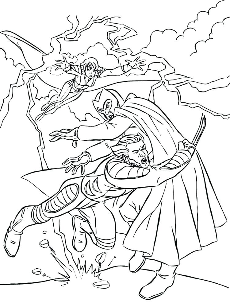750x1000 Wolverine Coloring Pages Wolverine Color Pages Wolverine Coloring