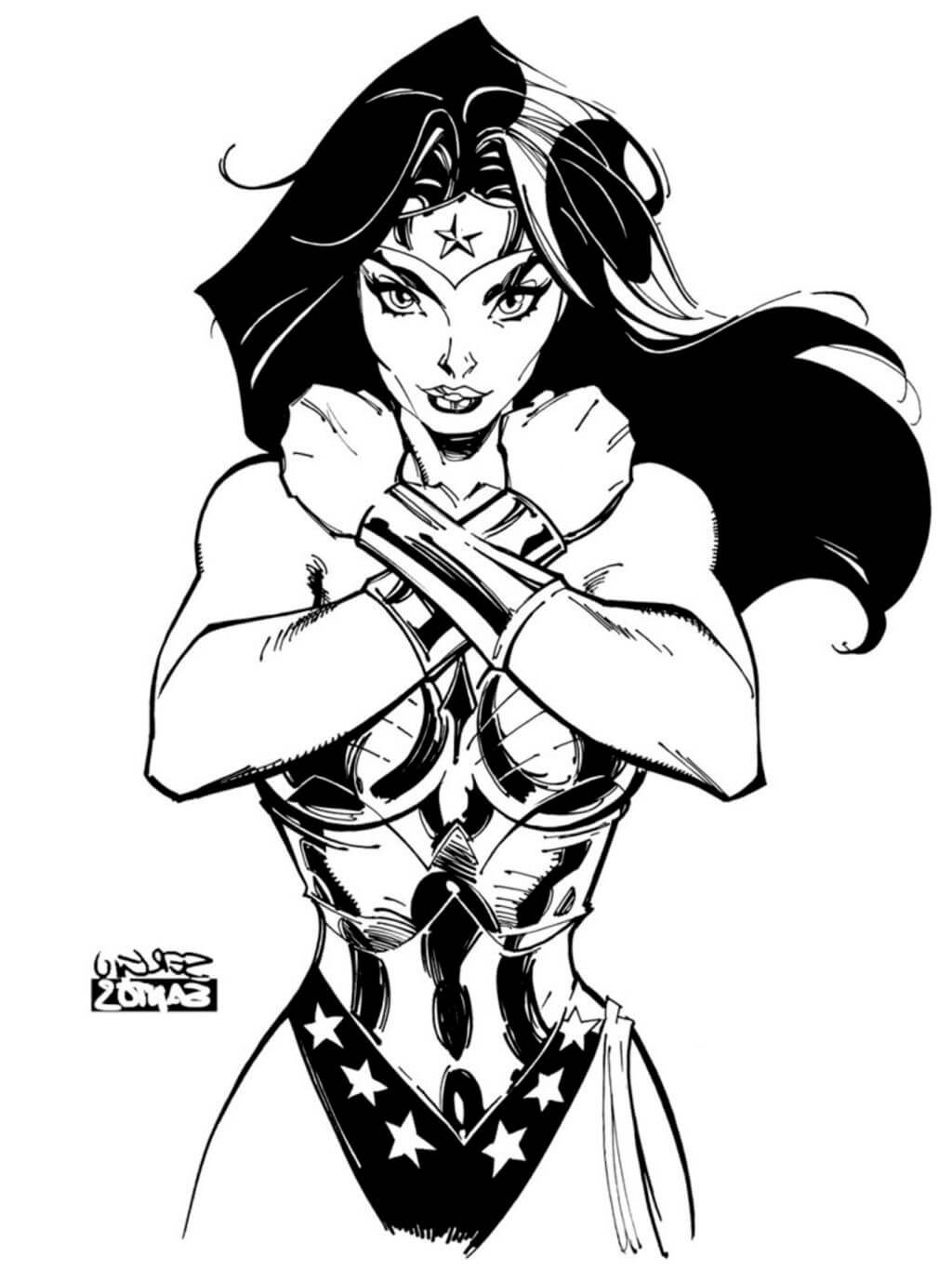 1024x1365 Wonder Woman Coloring Pages Logo Sheet For Kids Colouring Page