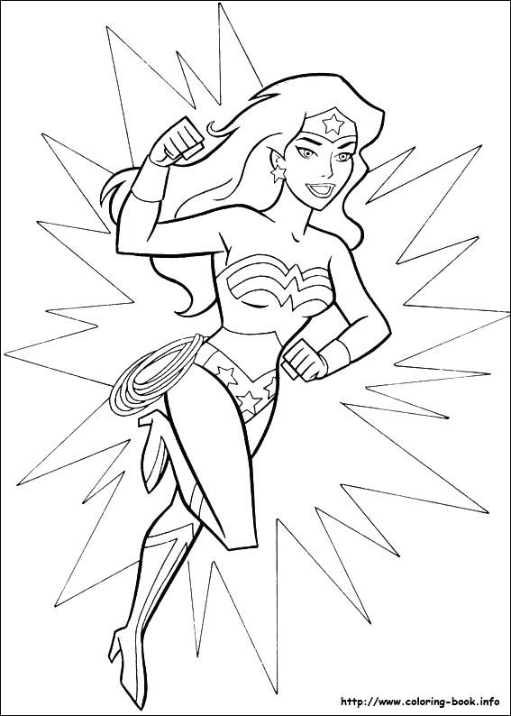 567x794 Lego Supergirl Coloring Pages Icontent