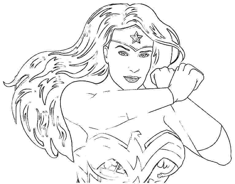 766x600 Catwoman Coloring Page Coloring Page Coloring Page Wonder Woman