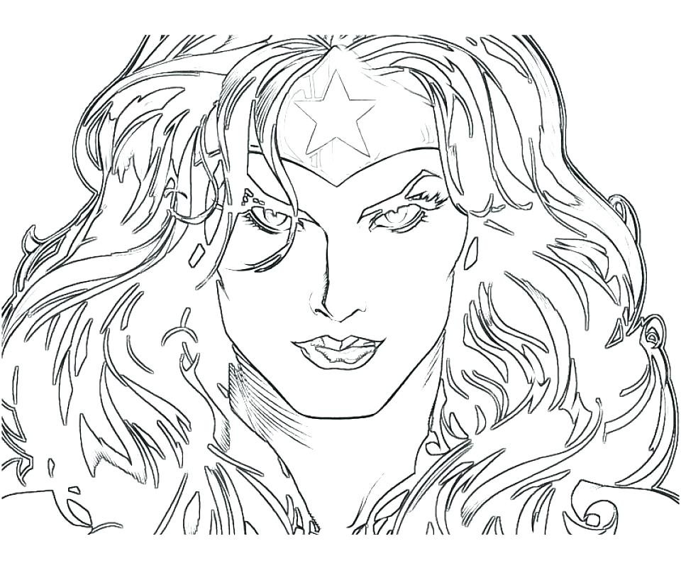 960x800 Catwoman Mask Coloring Pages Coloring Pages Wonder Woman Coloring