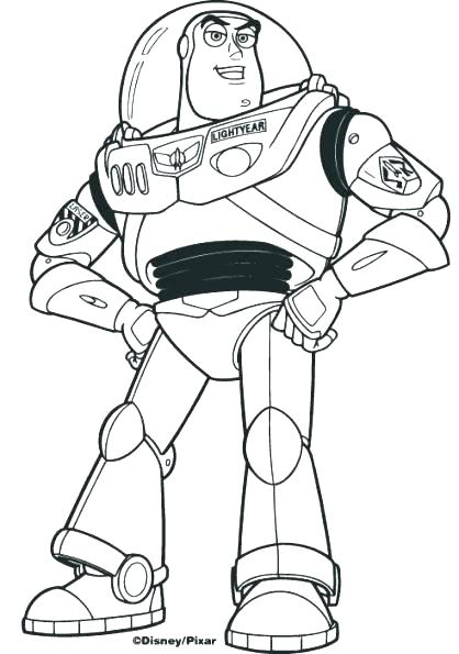 Free Printable Toy Story Coloring Pages For Kids | Toy story ... | 595x418