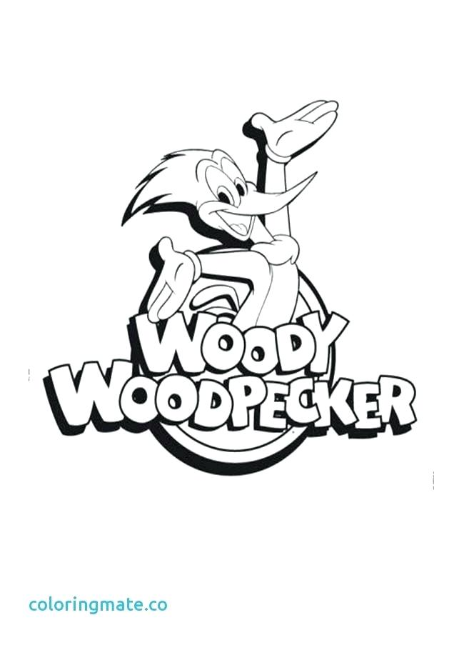 650x903 Woody Woodpecker Coloring Pages Woody Coloring Pages Fresh Woody