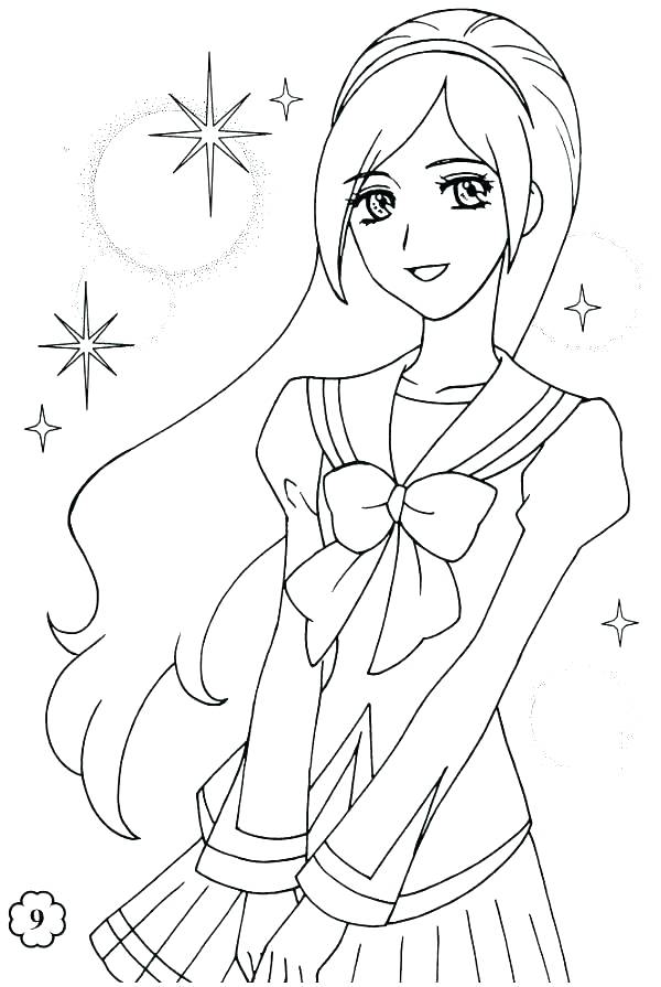 Word Girl Coloring Pages At Getdrawings Com Free For Personal Use