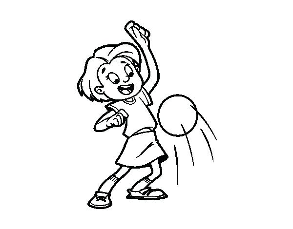 600x470 Word Girl Coloring Pages Printable Kids Coloring Little Girl