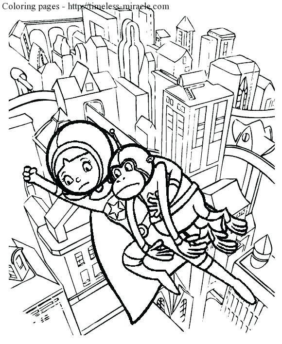 580x708 Word Girl Coloring Pages Word Girl Coloring Pages Girl Printable