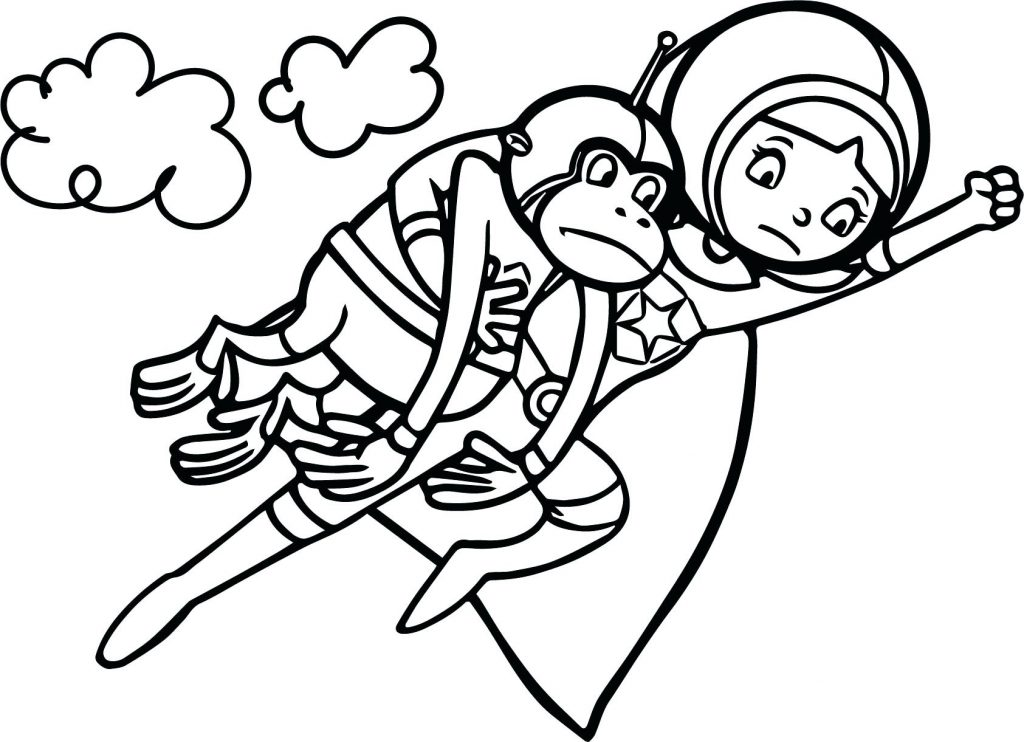 1024x742 Coloring Page Word Girl Coloring Pages Super Why Page To Print