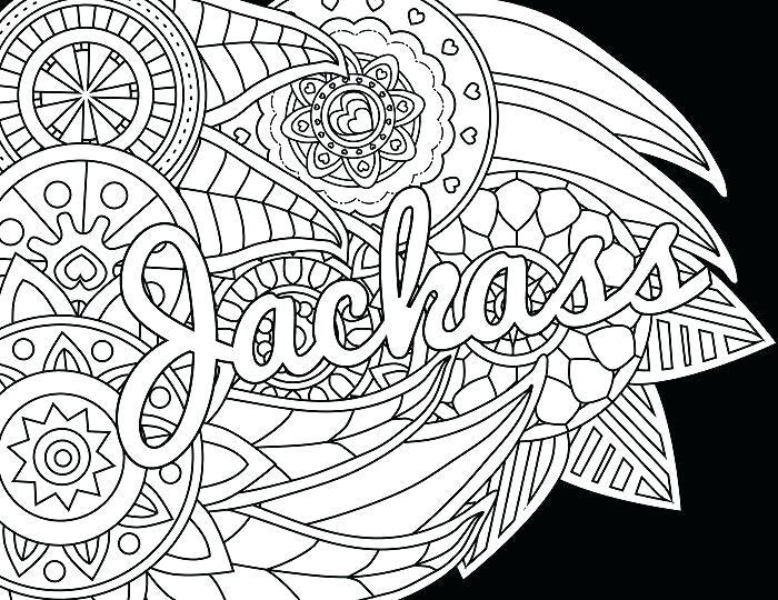 700x540 Word Coloring Pages Bullshit Word Coloring Pages Word Search