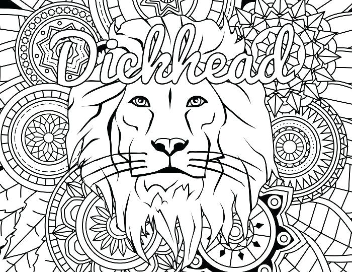 700x540 Word Coloring Pages